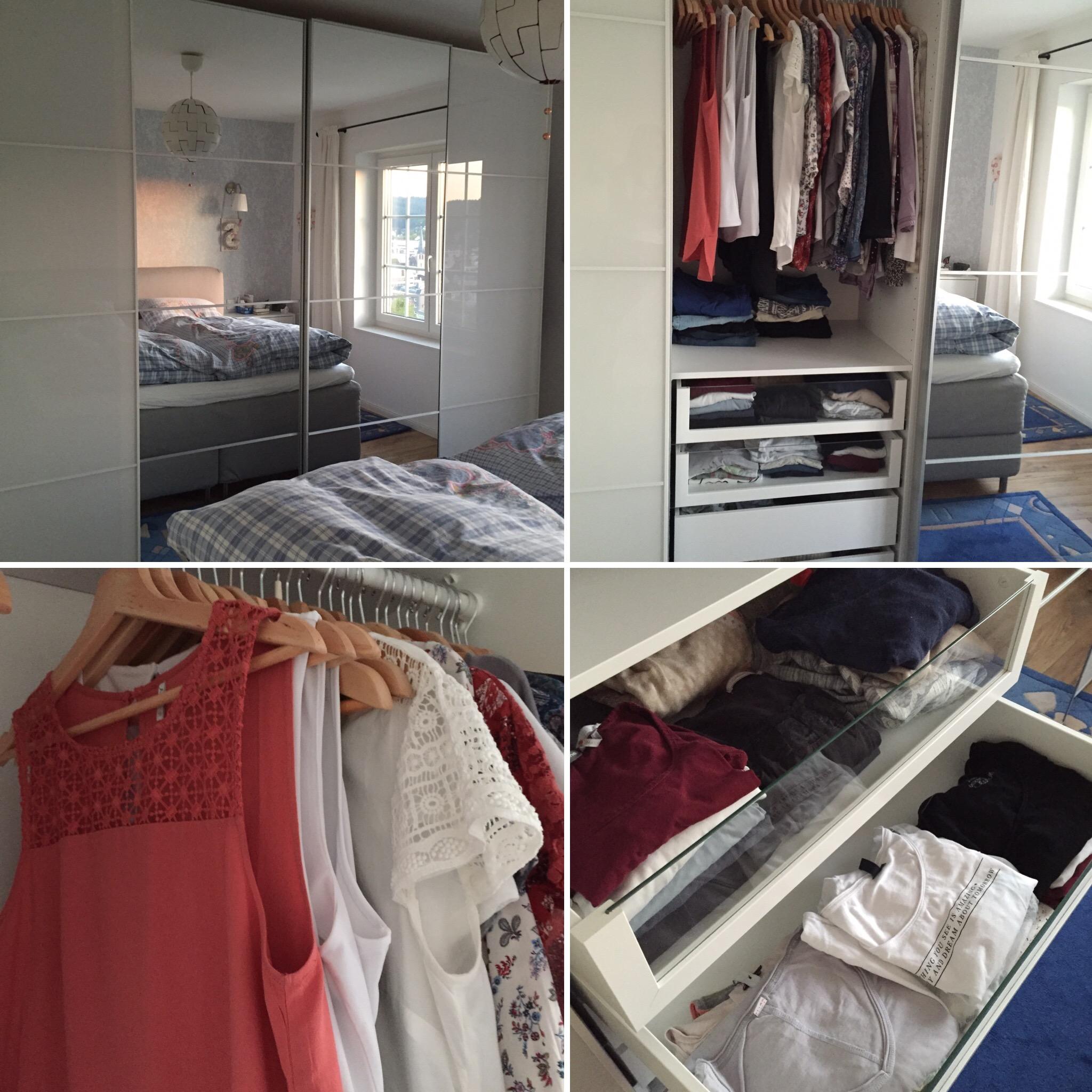 Schlafzimmer - IKEA Pax Schrank