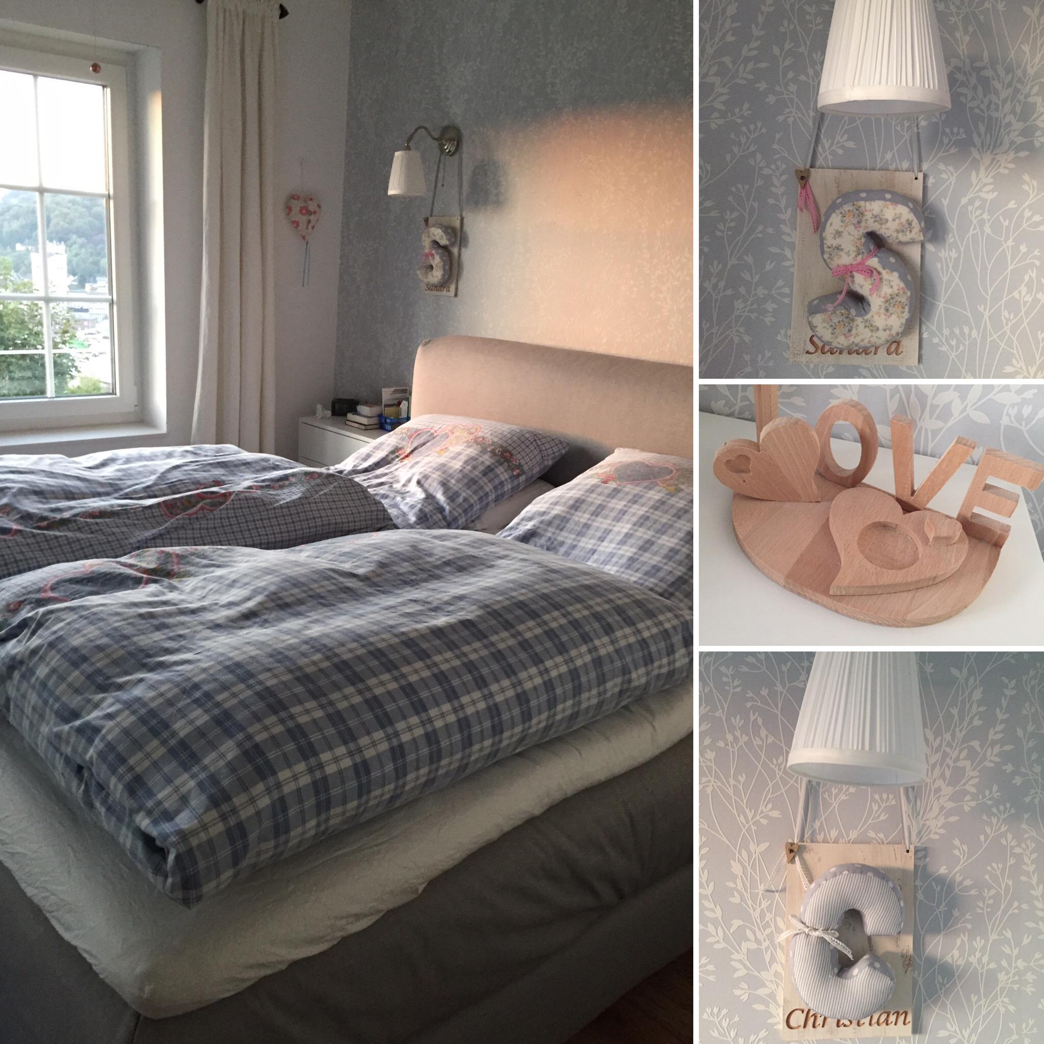 Schlafzimmer - Boxspringbett