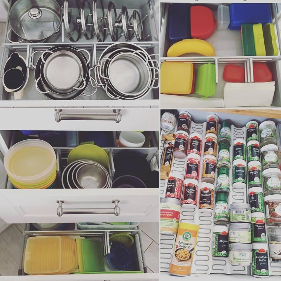noch mehr Küchenorganisation