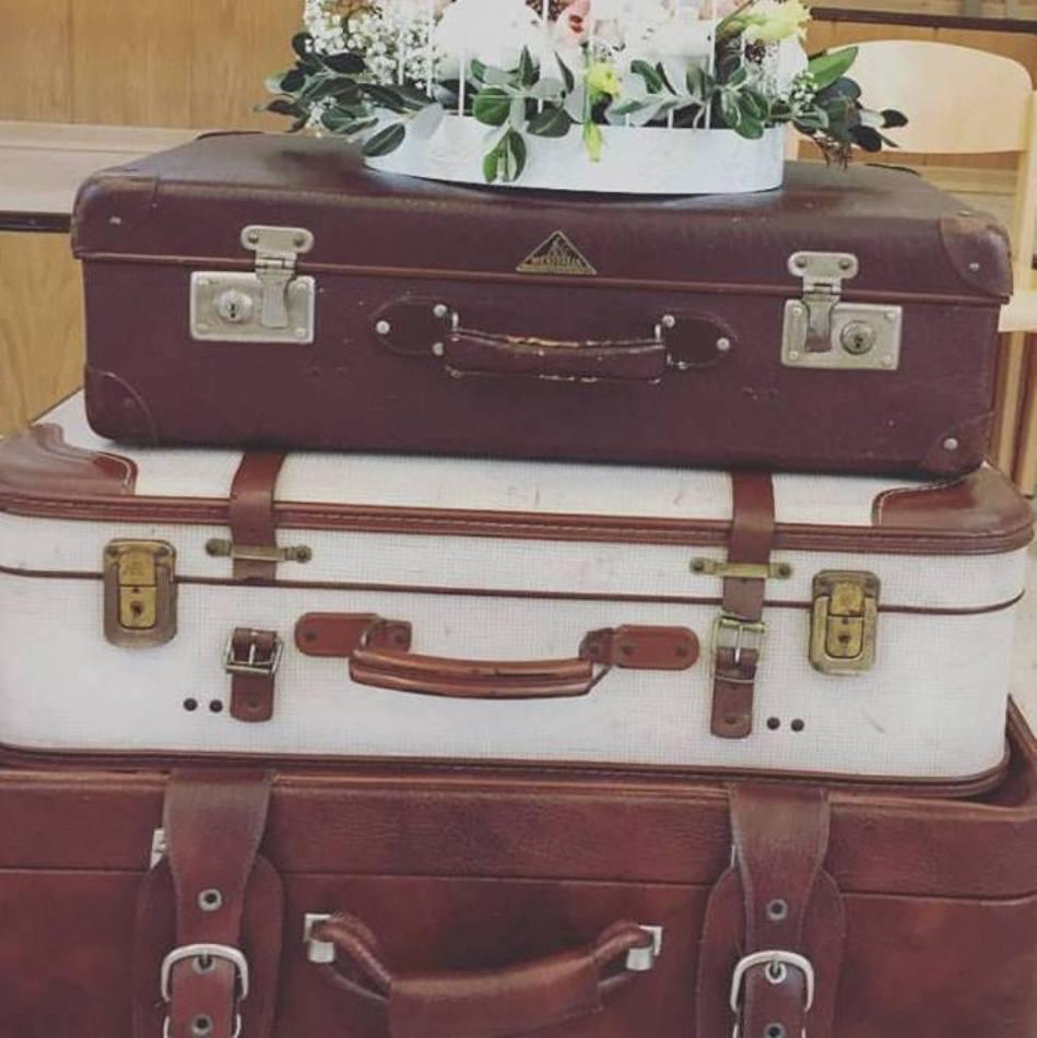 Die verborgenen Koffer des Lebens