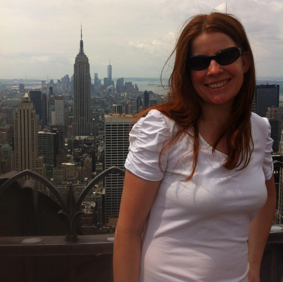 """Sehenswürdigkeit Empire State Building - mein """"Schlaflos in Seatle-Ausblick"""""""
