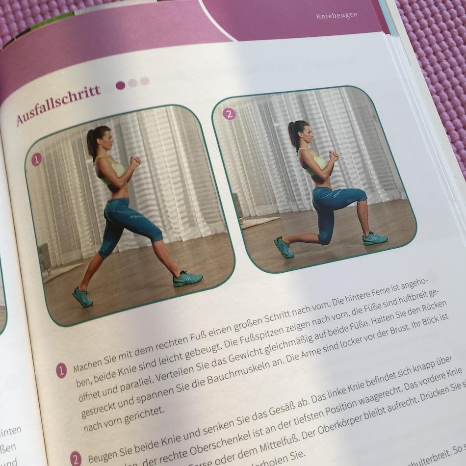 """""""Funktional Training für Frauen"""" - Buchbesprechung, mein Trainingsplan"""