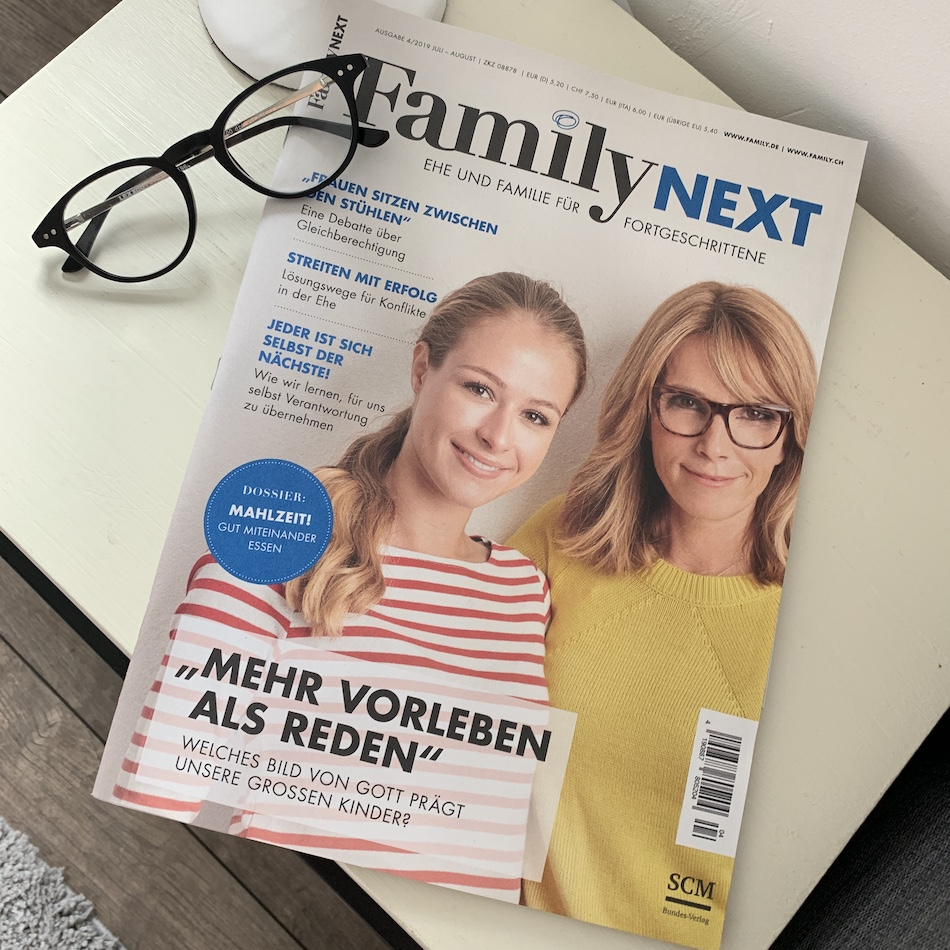 Artikel in FamiliyNext 2019