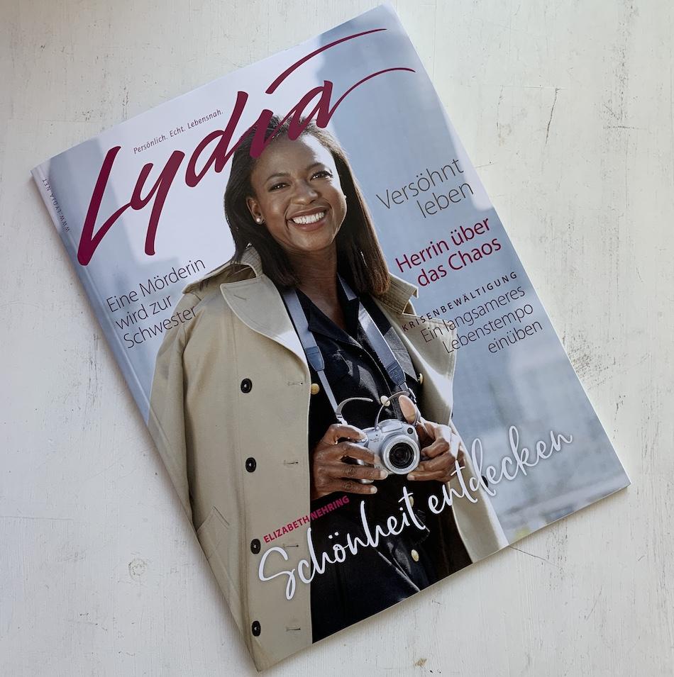 Artikel in Lydia 2020